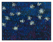 Starry Night by Tim Harding (Fiber Wall Art)