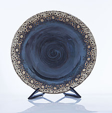 Sea Anemone Bowl by Valerie Seaberg (Ceramic Bowl)
