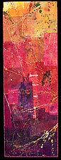 Fandangle by Catherine Kleeman (Fiber Wall Hanging)