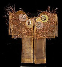 Ballad Kimono by Susan McGehee (Metal Sculpture)