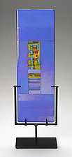 Windows by Lynn Latimer (Art Glass Sculpture)