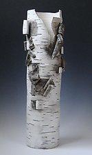 Regal Bearing by Lenore Lampi (Ceramic Vase)