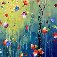Adrift 3 by Marlene Sanaye Yamada (Acrylic Painting)