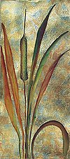 Cattail by Rachel Tribble (Giclee Print)