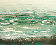 Sea Dreaming by Maureen Kerstein (Acrylic Painting)