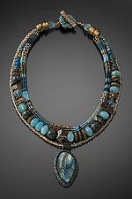 Un Peu de Tout Necklace by Julie Powell (Beaded Necklace)
