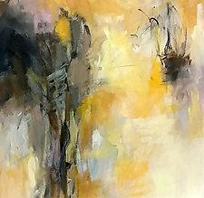 Organic #3 by Debora  Stewart (Acrylic Painting)