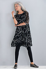 Parisian Dress by Comfy USA  (Mesh Dress)