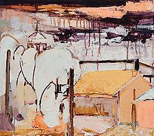 Segundo by Meghan Wilbar (Oil Painting)