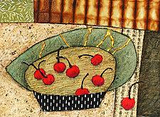 Cherry Pie by Penny Feder (Giclee Print)