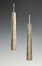 Gold Dust Earrings by Dean Turner (Gold & Silver Earrings)