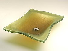 Rectangular Sink by George Scott (Art Glass Sink)