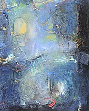 The Moon And The Stars 2 by Ron Reams (Prints Giclee)