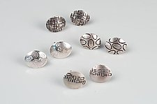 Studs by Martha Sullivan (Silver Earrings)