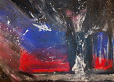 Drive Thru 2 by Jerry Hardesty (Acrylic Painting)