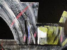 Drive Thru by Jerry Hardesty (Acrylic Painting)