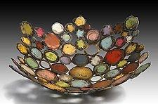 Confectioners Vessel by Susan Madacsi (Metal Vessel)