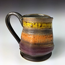 Ash Mug by Thomas Harris (Ceramic Mug)