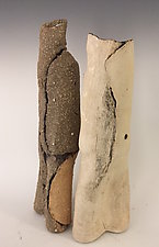 Couple by Loren Yagoda (Ceramic Sculpture)