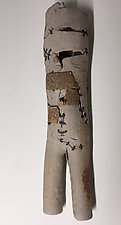 Healing 3 by Loren Yagoda (Ceramic Wall Sculpture)