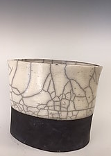 Vase by Loren Yagoda (Ceramic Sculpture)