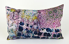 Street Smart Pillow by Ayn Hanna (Cotton & Linen Pillow)