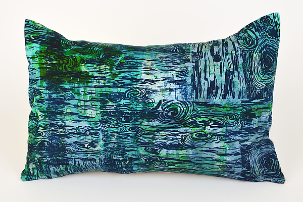 Tide Pools Rectangle Pillow