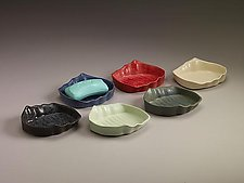 Soap Dishes by Kaete Brittin Shaw (Ceramic Soap Dish)