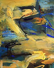 Where Waters Meet 1 by Ron Reams (Giclee Print)