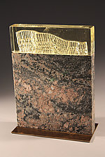 Diffusion by William Zweifel (Art Glass Sculpture)