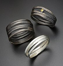 Men's Rings by Randi Chervitz (Silver Ring)