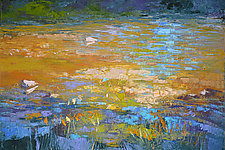 Indian Summer by Dorothy Fagan (Oil Painting)