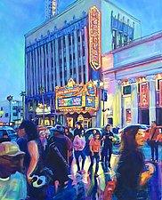 El Capitan by Bonnie Lambert (Oil Painting)