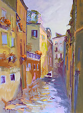 Venezia Dream by Dorothy Fagan (Oil Painting)