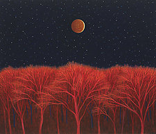 Lunar Eclipse by Scott Kahn (Giclee Print)