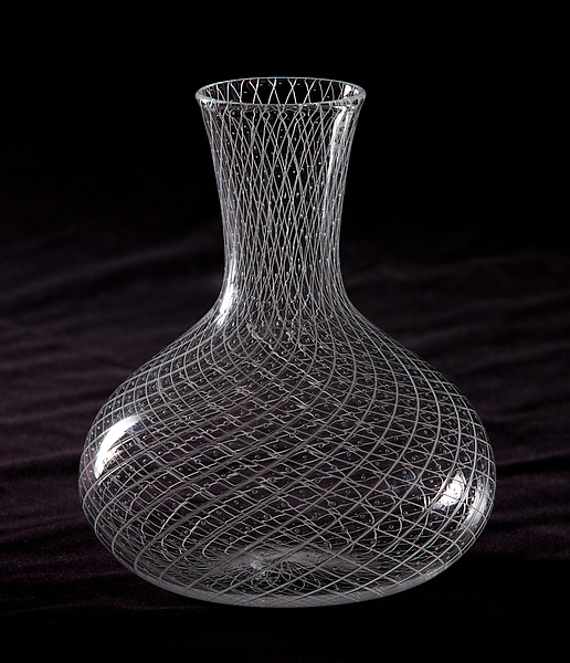 Reticello Wine Decanter