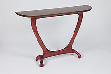 Bella Table - Studio Sale by Brian Fireman (Wood Console Table)