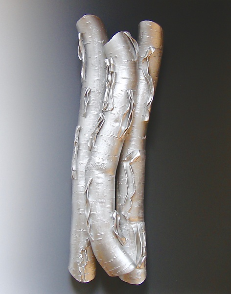 High Relief in Silver Two