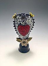 Copa de la Vida by Lilia Venier (Ceramic Vase)