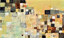 Correlated Grid by Barbara Gilhooly (Acrylic Painting)