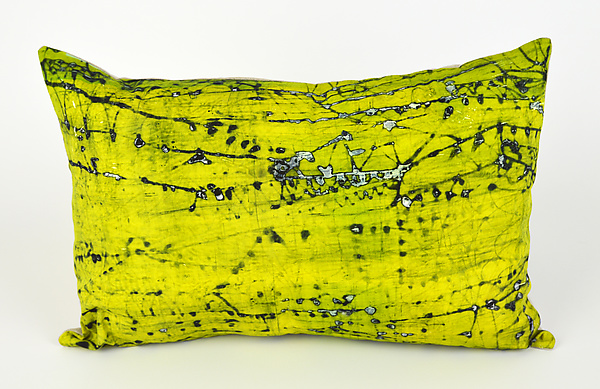 Power Lime Greenery 3 Pillow