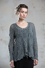 Wabi Sabi Pull by Cara May  (Knit Sweater)