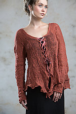 Corset Cardi by Cara May  (Knit Sweater)