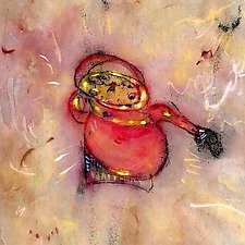 Teapot 3 by Roberta Ann Busard (Giclee Print)
