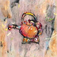Teapot 4 by Roberta Ann Busard (Giclee Print)