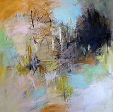 Verdant by Debora  Stewart (Oil Painting)