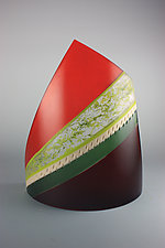 Seasons by Colleen Gyori (Art Glass Sculpture)
