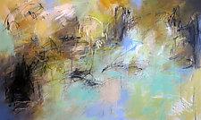 Suspended by Debora  Stewart (Acrylic Painting)