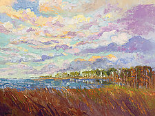 Inlet by Dorothy Fagan (Oil Painting)