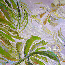 Fern by Dorothy Fagan (Oil Painting)